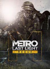 Jaquette Metro: Last Light Redux
