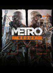 Jaquette Metro: Redux