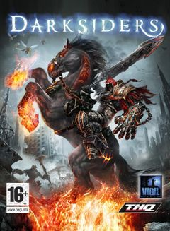 Jaquette Darksiders