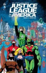 Couverture Justice League of America, tome 0