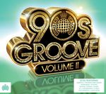 Pochette 90s Groove, Volume II