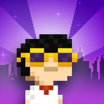 Jaquette Tiny Tower Vegas - Build casino with slots, video poker, and blackjack