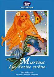Affiche Marina, la Petite Sirène