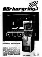 Jaquette Nürburgring 1