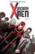 Couverture Uncanny X-Men, tome 1