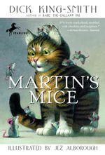 Couverture Martin's Mice