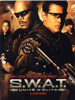 Affiche S.W.A.T. - Unité d'élite