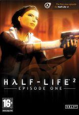 Jaquette Half-Life 2 : Episode One