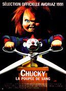 Affiche Chucky 2 : La Poupée de sang