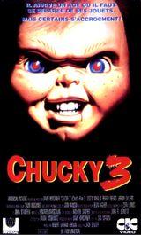 Affiche Chucky 3