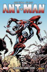 Couverture Ant-Man : L'Incorrigible Homme-Fourmi