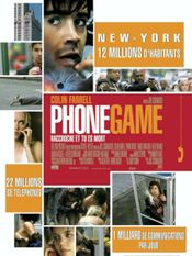Affiche Phone Game
