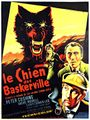 Affiche Le Chien des Baskerville