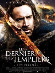 Affiche Le Dernier des Templiers