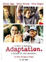 Affiche Adaptation.