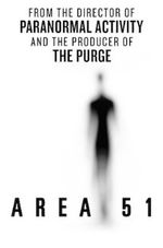Affiche Area 51