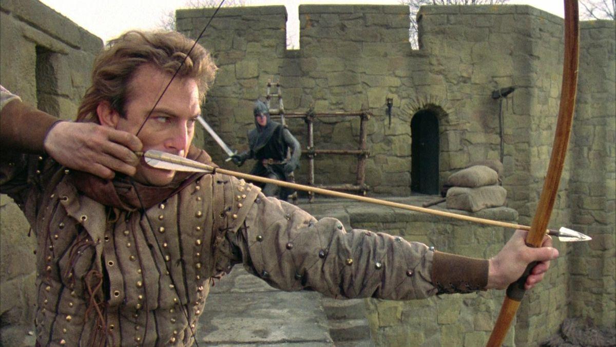 Robin des bois, prince des voleurs  Film (1991