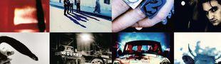 Cover Les meilleurs albums de U2