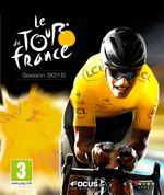 Jaquette Le Tour de France 2015