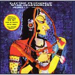 Pochette Electric Psychedelic Sitar Headswirlers, Volume 5