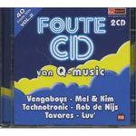 Pochette Foute CD van Q-Music, Volume 2