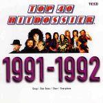 Pochette Top 40 Hitdossier 1991–1992