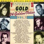 Pochette Yesterdays Gold, Volume 1: 24 Golden Oldies