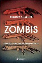 Couverture Zombis : Enquête sur les morts-vivants