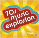 Pochette 70s Music Explosion: Sunshine