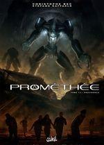 Couverture Providence - Prométhée, tome 12