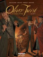 Couverture Oliver Twist de Charles Dickens, tome 3