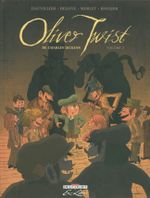Couverture Oliver Twist de Charles Dickens, tome 2
