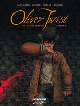 Couverture Oliver Twist de Charles Dickens, tome 5