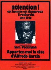 Affiche Apportez-moi la tête d'Alfredo Garcia