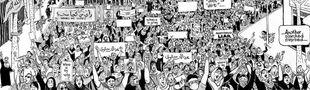 Cover Le Moyen-Orient en BD