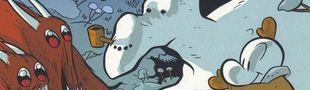 Cover Comics Monstrueux