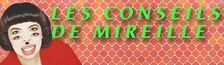 Cover LES CONSEILS DE MIREILLE