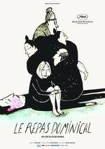 Affiche Le Repas dominical