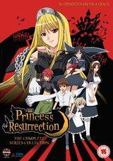 Affiche Princess Resurrection