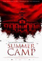 Affiche Summer Camp
