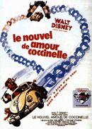 Affiche Le Nouvel Amour de Coccinelle