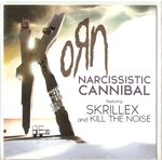 Pochette Narcissistic Cannibal: The Remixes