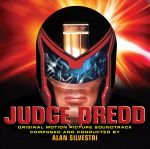 Pochette Judge Dredd (OST)