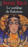 Couverture Le sortilège de Babylone
