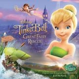 Pochette Tinker Bell and the Great Fairy Rescue (OST)