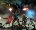 Pochette Lara Croft and the Temple of Osiris (OST)