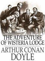 Couverture L'Aventure de Wisteria Lodge