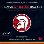 Pochette Trojan X-Rated Box Set