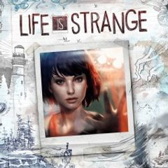 Jaquette Life is Strange - Episode 1 : Chrysalis