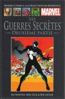 Couverture Les Guerres Secrètes - Deuxième Partie